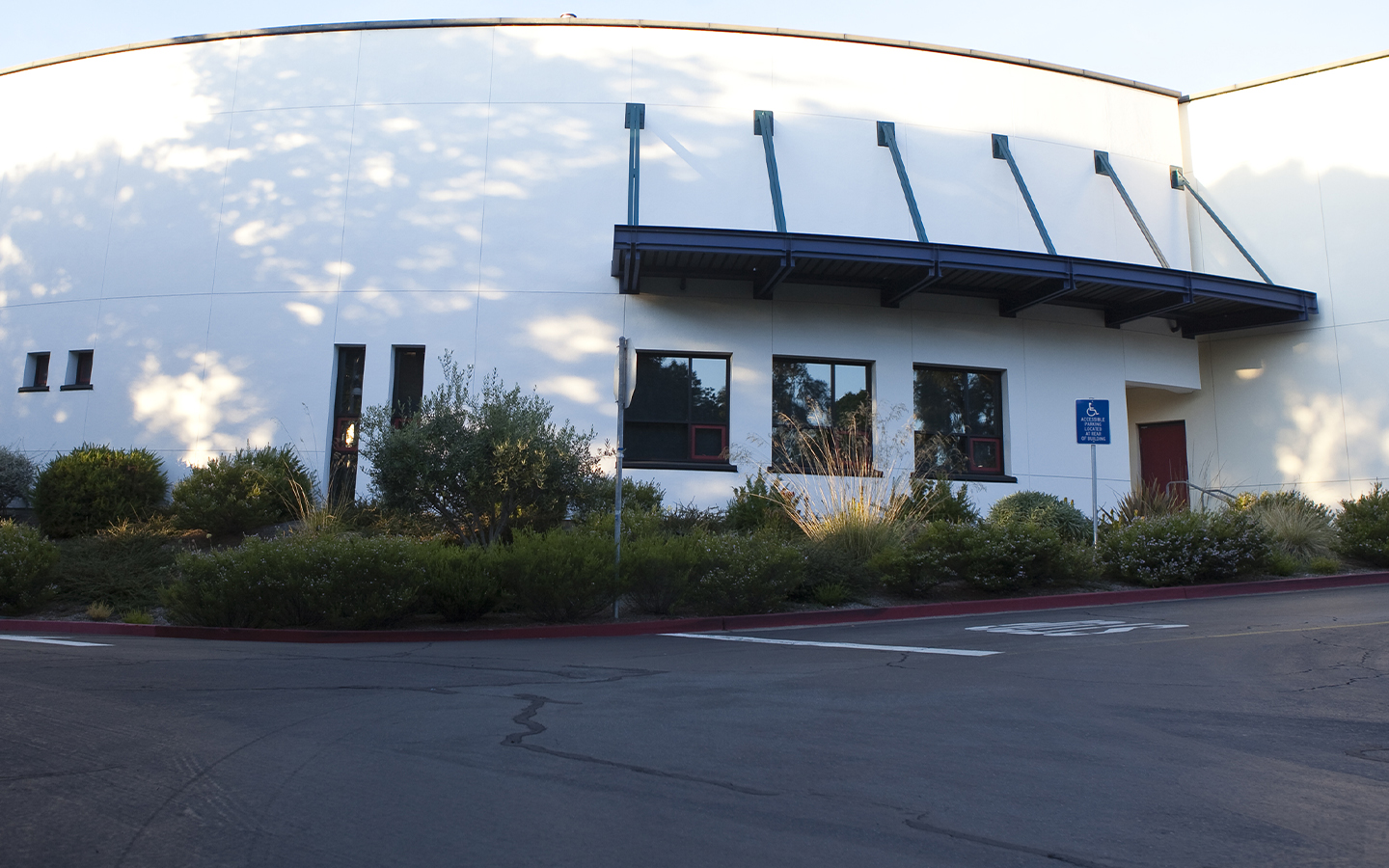 Valley Center of the Performing Arts exterior view