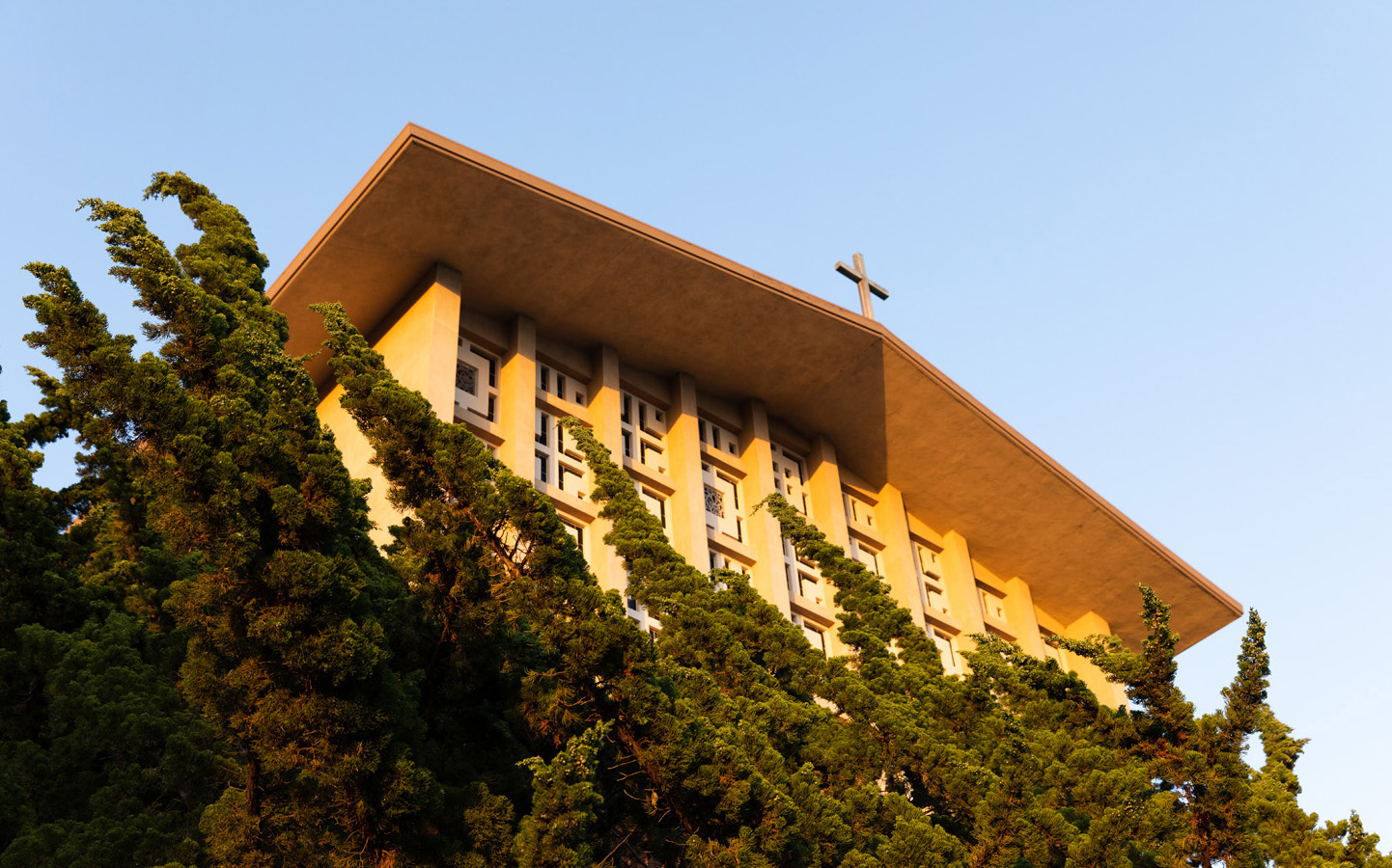 Holy Names University campus chapel