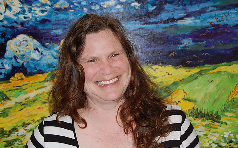 HNU assistant professor Anastasia Prentiss