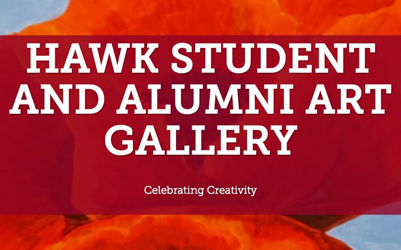Hawk Student and Alumni Art Gallery