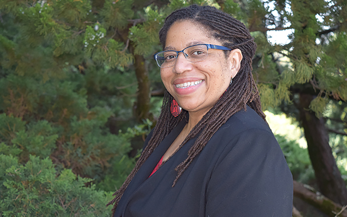 HNU Provost and Vice President for Academic Affairs Dr. Sheila Smith McKoy