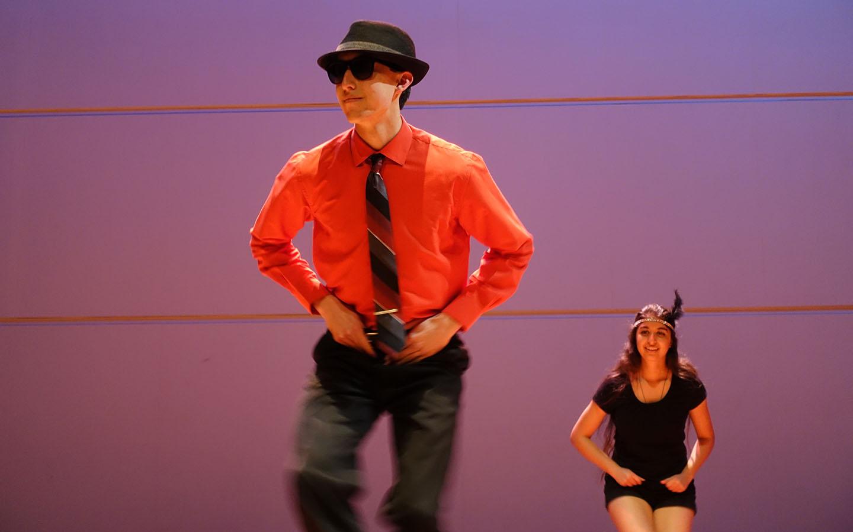 Dance Force at HNU