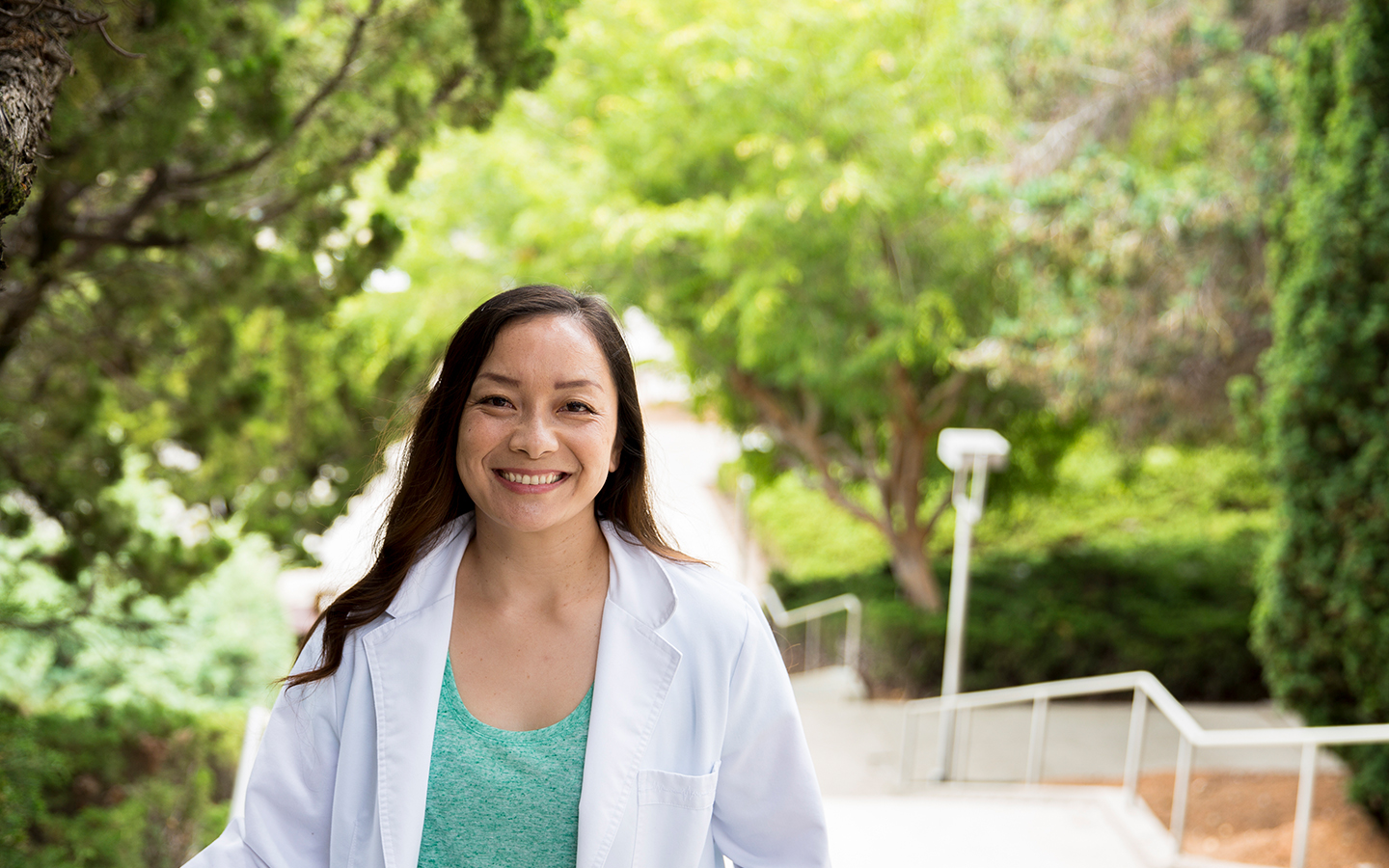 Master of Science in Nursing student at Holy Names University