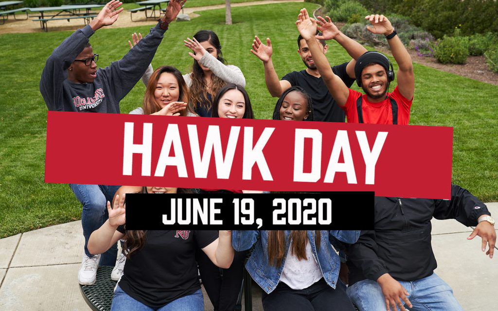 Holy Names University Hawk Day June 19 2020