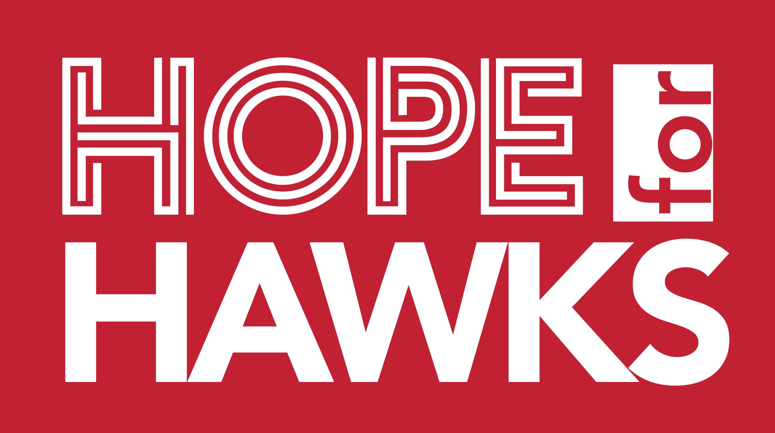 Hope for Hawks logo