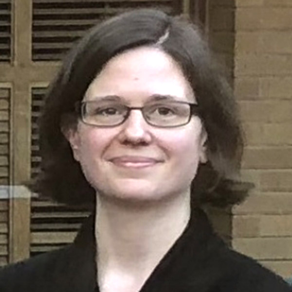 Dr. Laura McLaughlin, Associate Professor of Biological Sciences at Holy Names University