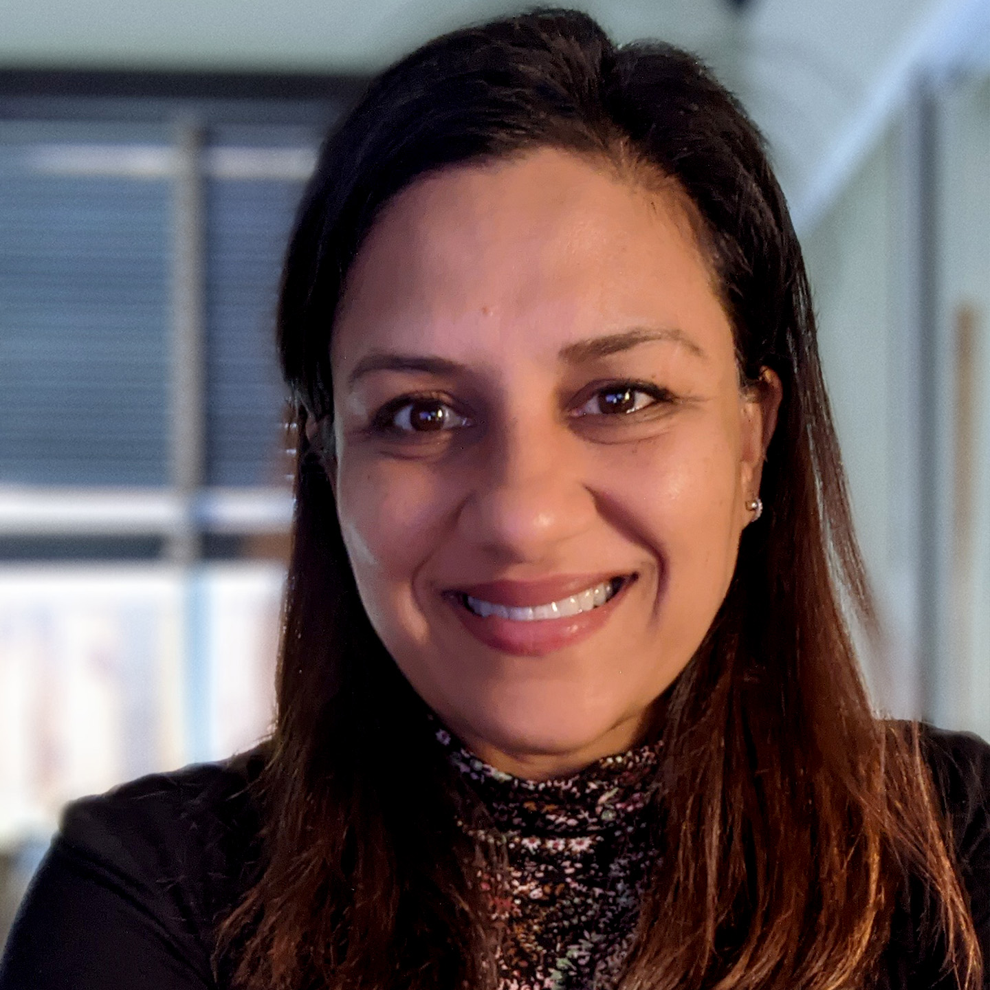 Admission Counselor Seema Gupta headshot