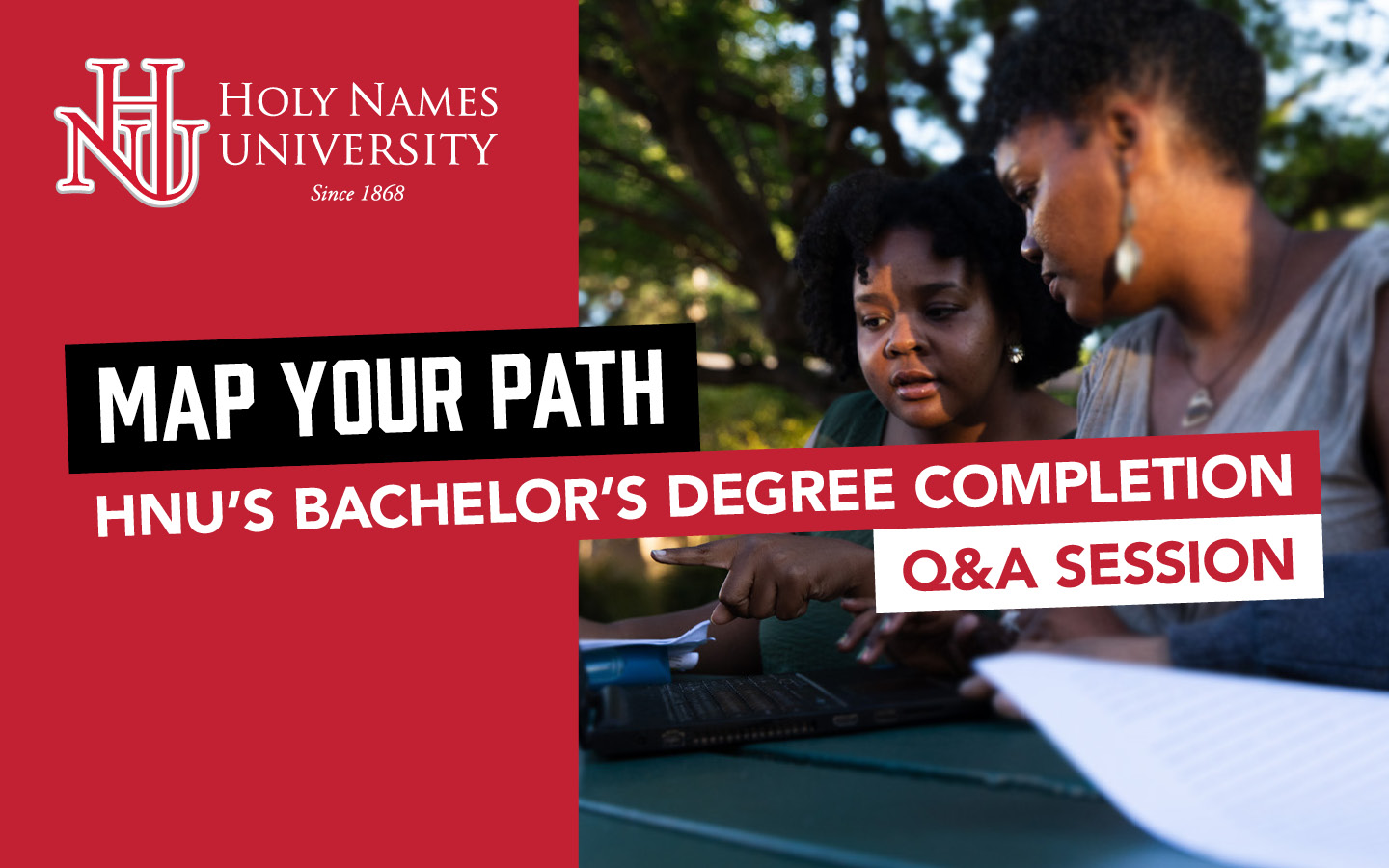 HNU Bachelor's Degree completion q&a session