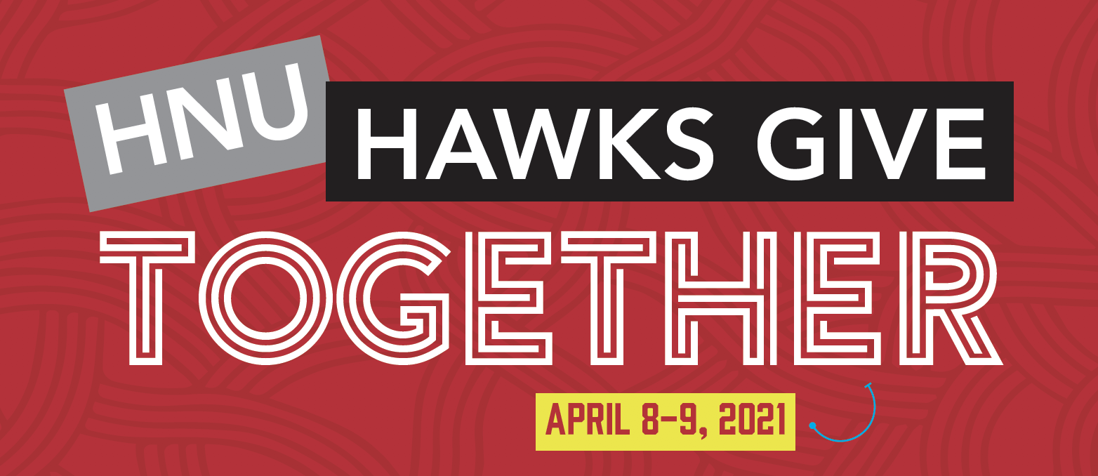 Hawks Giving Together Graphic